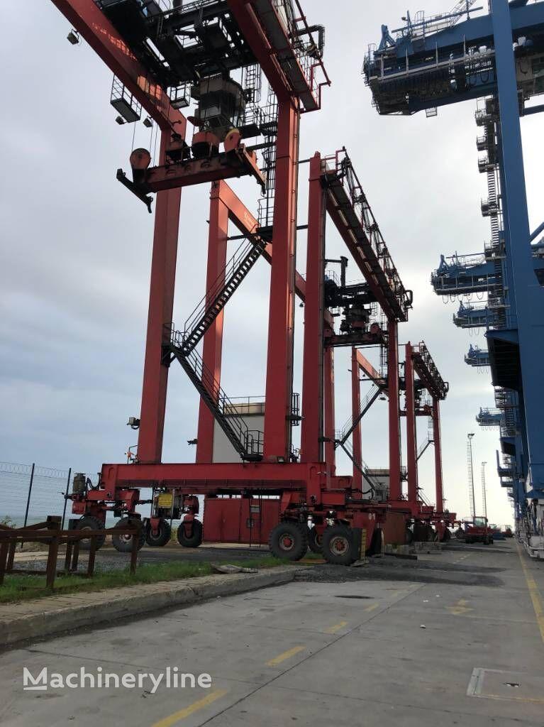 KALMAR 3X RTG grúa portuaria