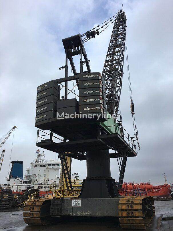SENNEBOGEN 6180 R-HD / K2 grúa portuaria