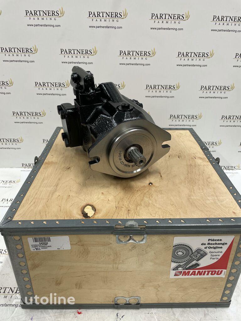MANITOU (243638) bomba hidráulica para MANITOU cargadora telescópica nueva