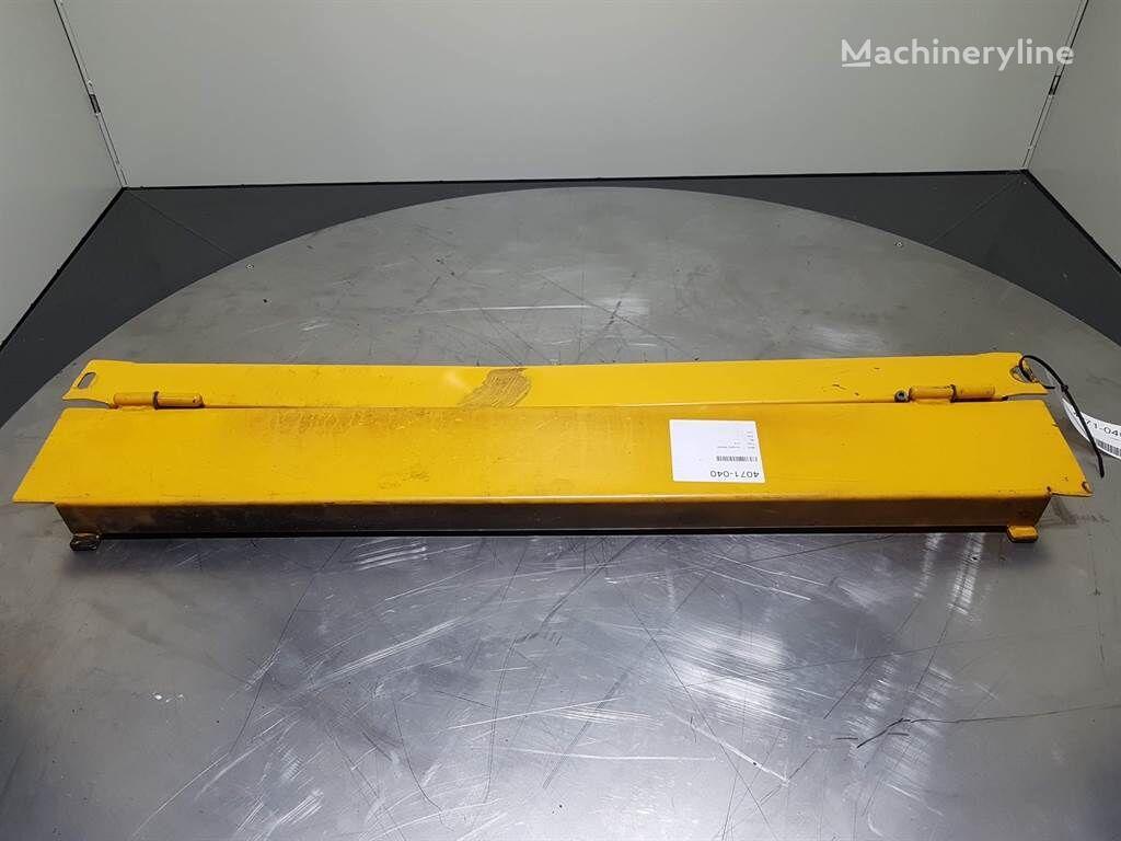 LJUNGBY MASKIN L 12 - Hood/Haube/Kap chasis para otra maquinaria de construcción