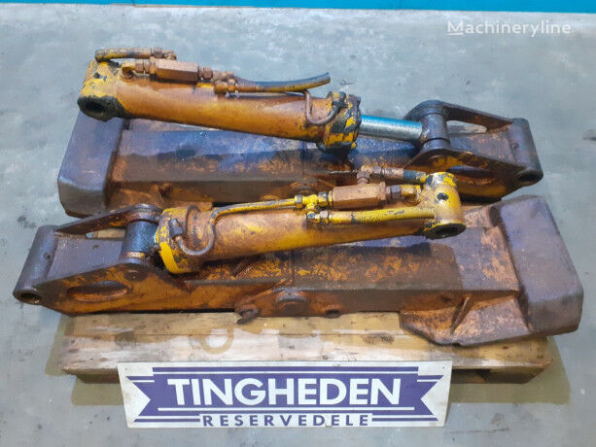 HYDREMA støtteben med stempel sælges cilindro hidráulico para HYDREMA 805 retroexcavadora