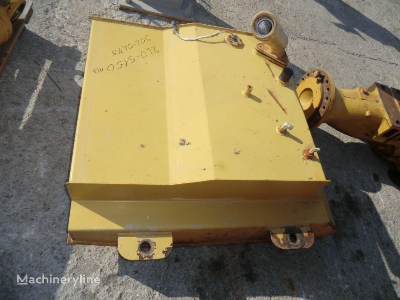 (2405150 3040475) depósito de combustible para CATERPILLAR 962H N4A00198 cargadora de ruedas