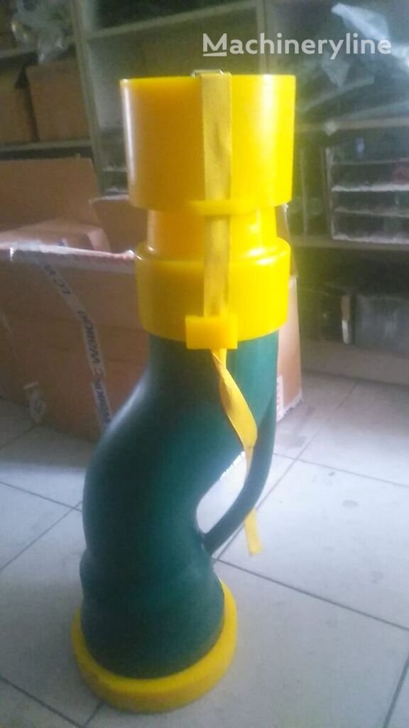 Beton Uç Hortum S Başlığı elementos de sujeción para bomba de hormigón