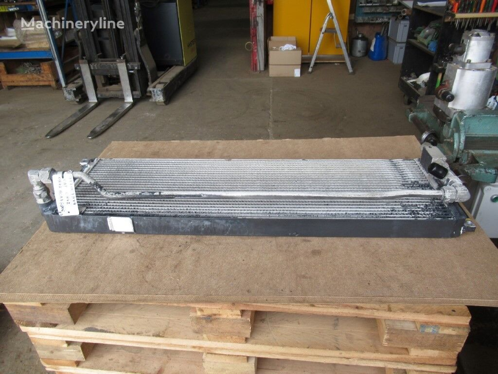 CATERPILLAR (2444498) enfriador de aceite del motor para excavadora
