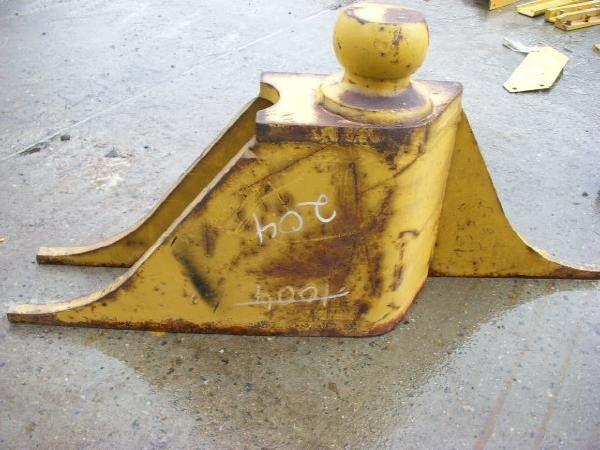 CATERPILLAR (204) 7T5936 Anbaubock / support center enganche de remolque para cargadora de ruedas