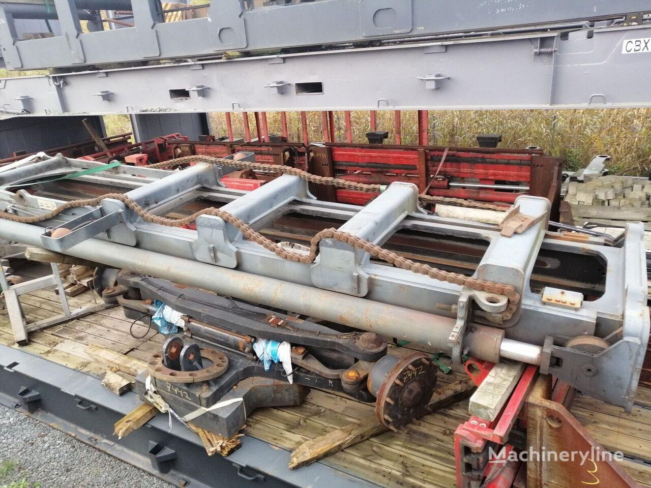 KALMAR EMTY MAST mástil de carretilla elevadora para KALMAR maquinaria de elevación y manutención