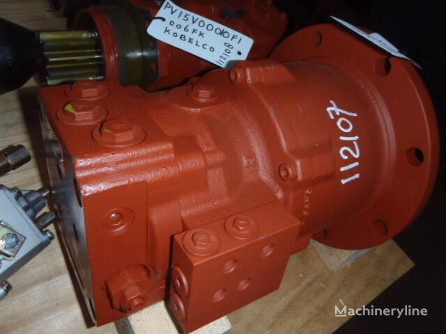 KOBELCO NACHI PCL-150-18B-1FS2-8576A motor hidráulico para KOBELCO SK45SR miniexcavadora nuevo