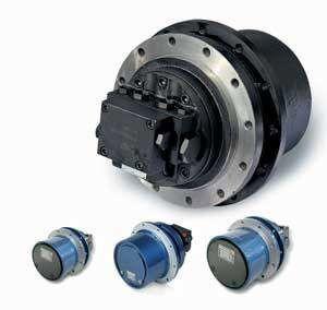 motor hidráulico para TAKEUCHI  TB125 excavadora