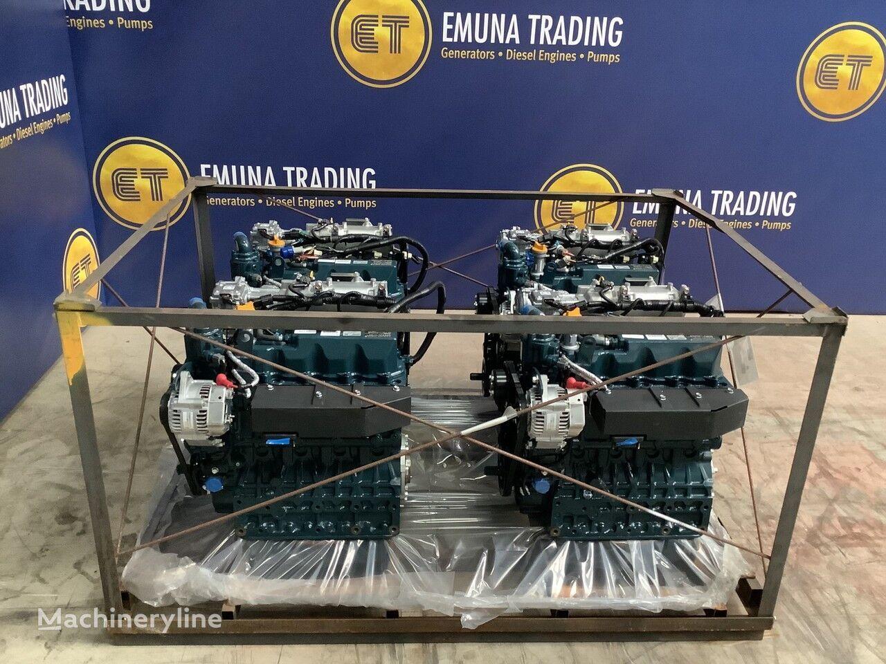 KUBOTA WG2503 (7FY5527) motor para KUBOTA carretilla elevadora nuevo