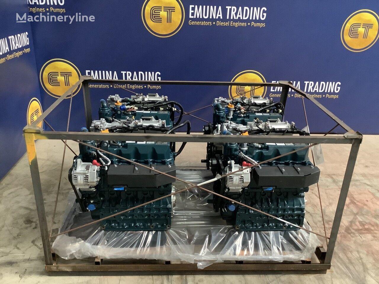 KUBOTA WG2503 motor para carretilla elevadora nuevo