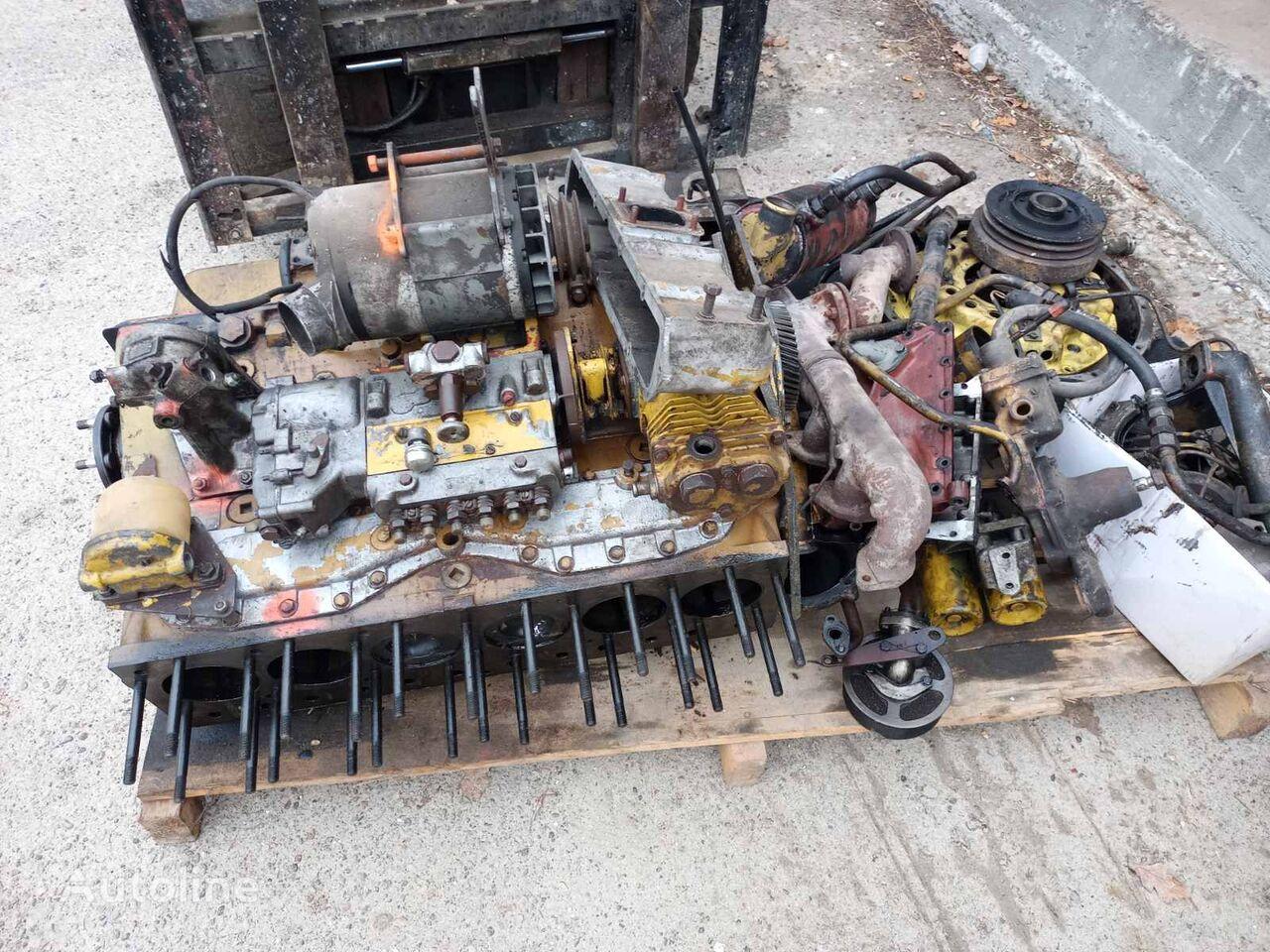 Leyland SW 400 motor para otra maquinaria de construcción para piezas