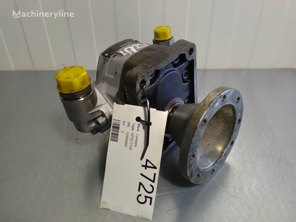 Casappa KP30.27D0-83E3-LED/EB-N - Gearpump/Zahnradpumpe otra pieza del sistema hidráulico para otra maquinaria de construcción