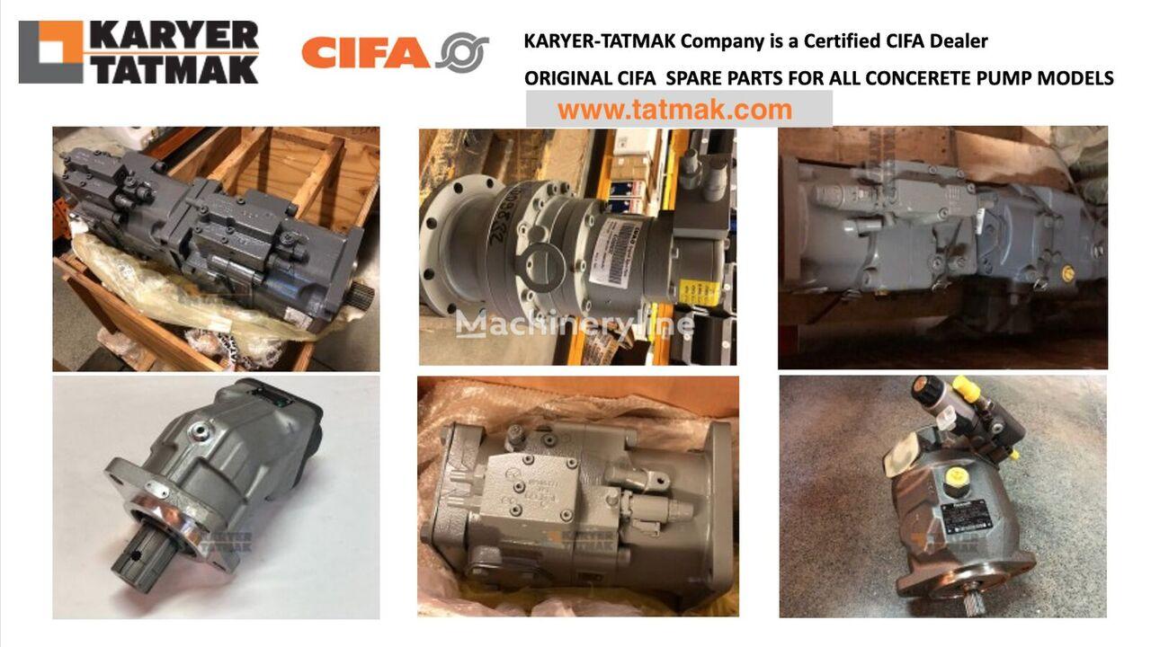Original Spare Parts Concrete Pump recambios para CIFA bomba de hormigón