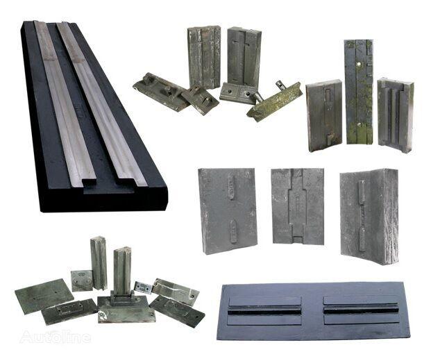 CASTINGS FOR CRUSHING recambios para MKA trituradora para piezas