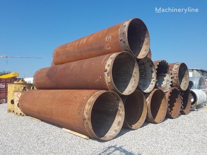 LEFFER 1500mm....72m tubo de perforación para máquina perforadora