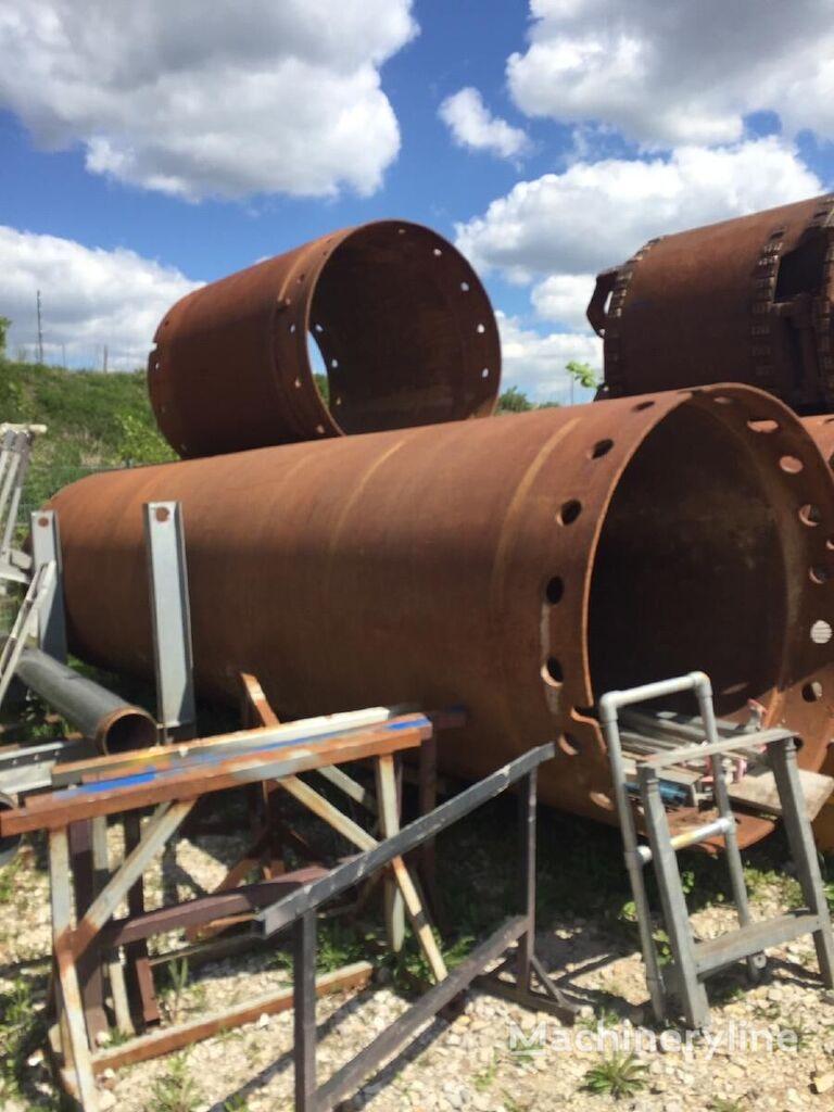 LEFFER Casing Ø1800 6m tubo de perforación para LEFFER máquina perforadora